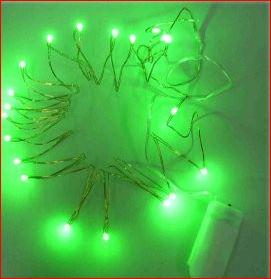 Led verlichting Groen zeer compact en toch fel ideaal voor in kleding