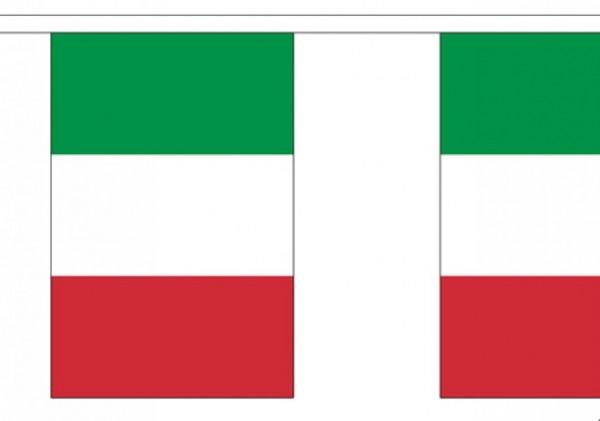 vlaggenlijn Italie stof 3m