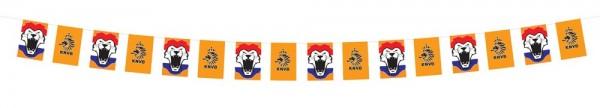 Oranje Vlaggenlijn KNVB Leeuw PE WK | EK Brandvertragend