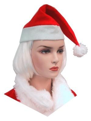 Kerstmuts voor iedere Kerstman en Kerstvrouw
