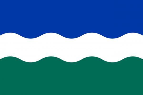 Grote vlag Nederweert