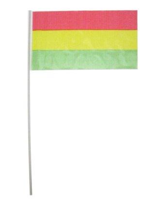 zwaaivlaggen carnaval Limburg 20x30cm (10 stuks)