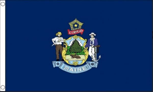 Vlag Maine