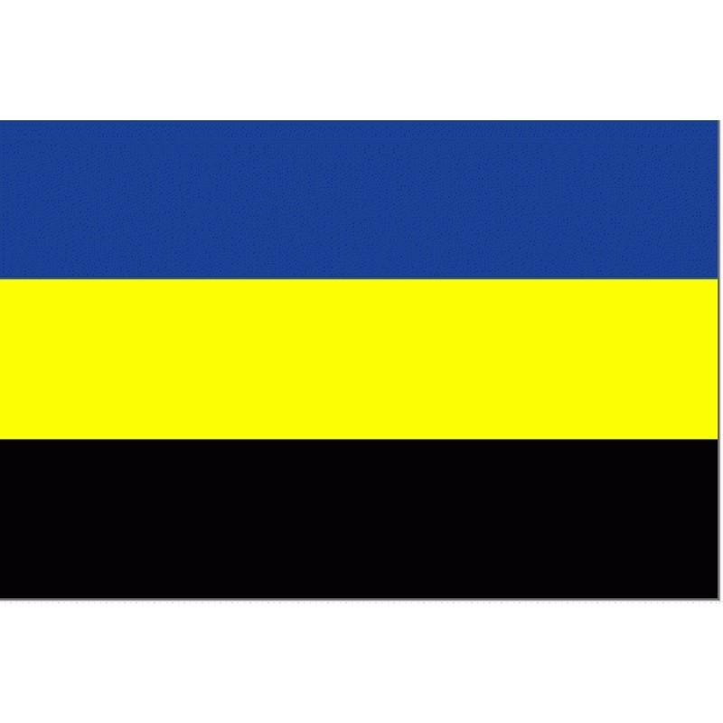 Gelderse vlag 30x45cm Provincievlag Gelderland