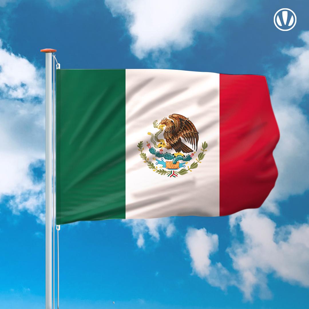 Vlag Mexico kopen