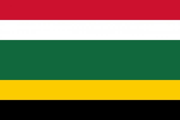 mastvlag Westvoorne 150x225cm