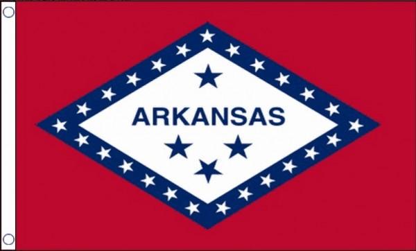 Vlag Arkansas 90x150cm | Best Value