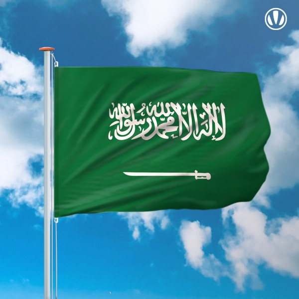 Mastvlag Saoedi-Arabie