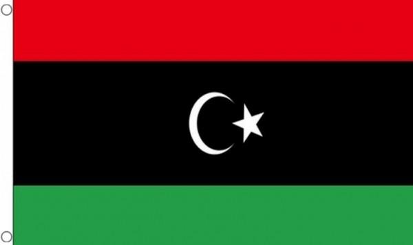 Vlag Libië 60x90cm