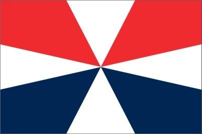 Geus Oud Hollands met de donkere kleur blauw 20x30cm