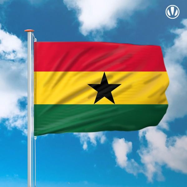 Mastvlag Ghana