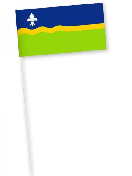 Zwaaivlag provincie Flevoland xcm