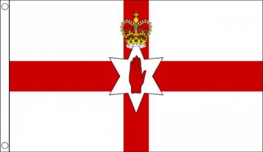 Vlag Noord-Ierland 60x90cm Best Value