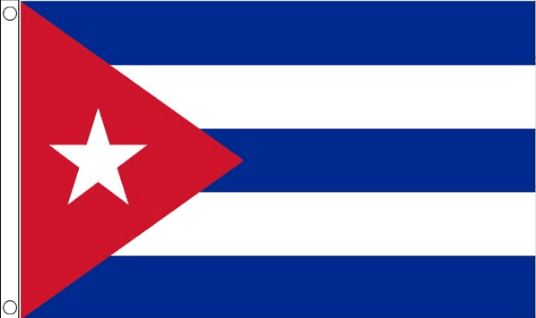 Cubaanse vlag Cuba vlaggen 60x90cm Best Value