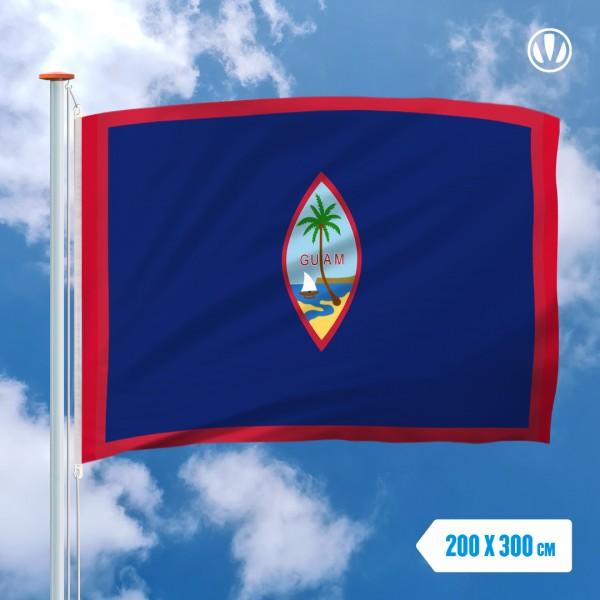 Grote Mastvlag Guam