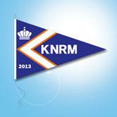 KNRM wimpel 30x45cm editie 2013