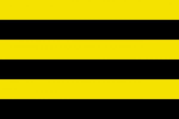 Grote vlag Schiedam
