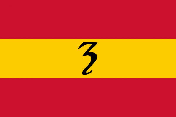 Grote vlag Zevenaar
