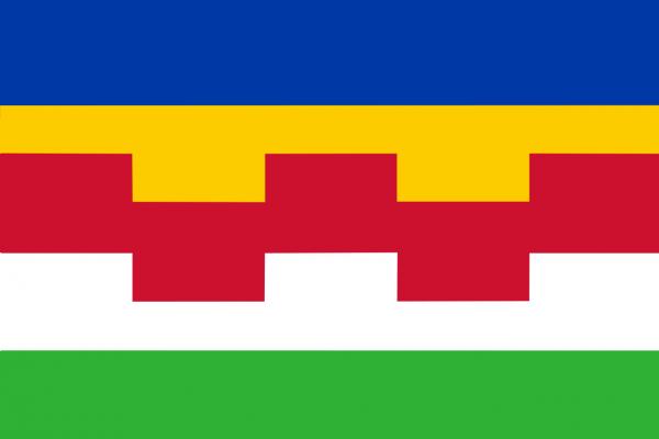 Grote vlag Maasdriel