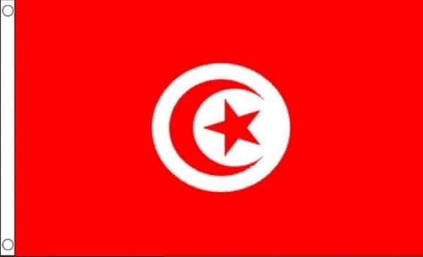 Vlag Tunesie 60x90cm Best Value