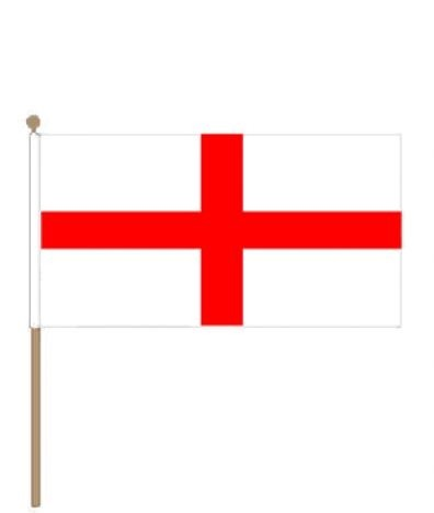 Zwaaivlg Engeland, Engelse St Andrews 15x22.5 stoklengte 30cm