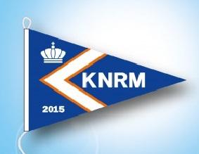 KNRM wimpel 20x30cm editie 2015
