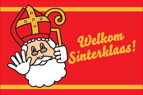 Sinterklaasvlag 70 x 100