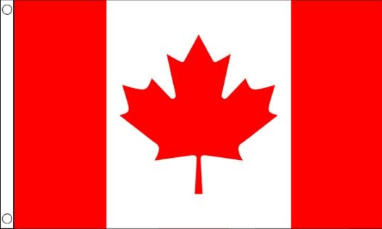Canadese vlag Canada vlaggen 60x90cm Best Value