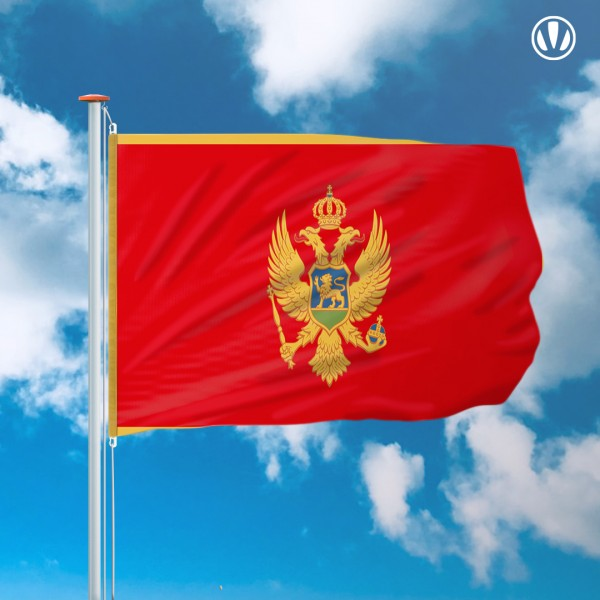 Mastvlag Montenegro