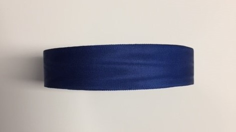 Sjerp lint blauw 25mm breed kopen per m1