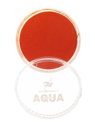 Oranje Schmink Aqua 30gram Smink Vlaggenclub