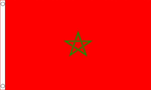 Marokkaanse vlag Marokko 60x90cm Best Value