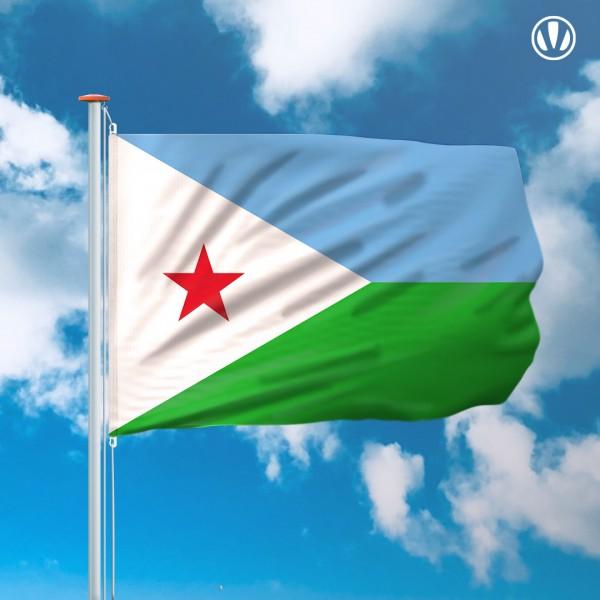 Mastvlag Djibouti