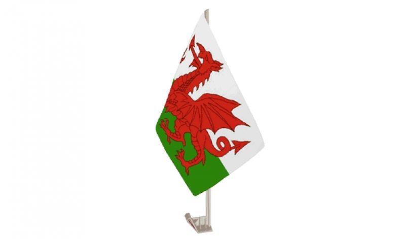 Wales Welsh autovlag