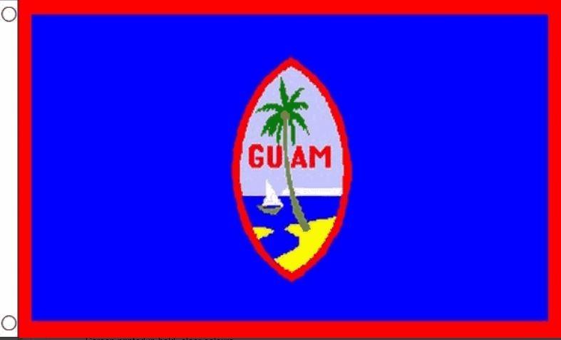 Vlag Guam 90x150cm Best Value