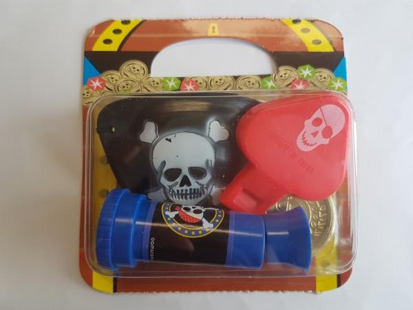 Piraten uitdeel speelgoed bij Vlaggenclub