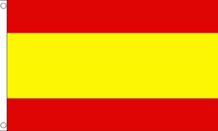 Spaanse vlag 40x60cm