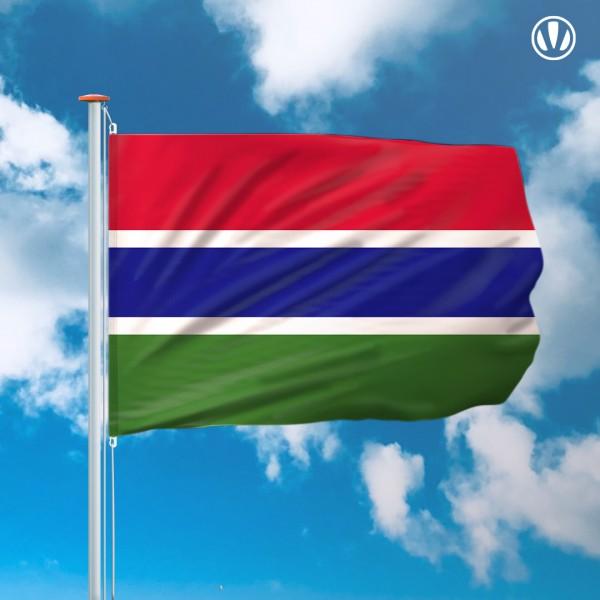 Mastvlag Gambia