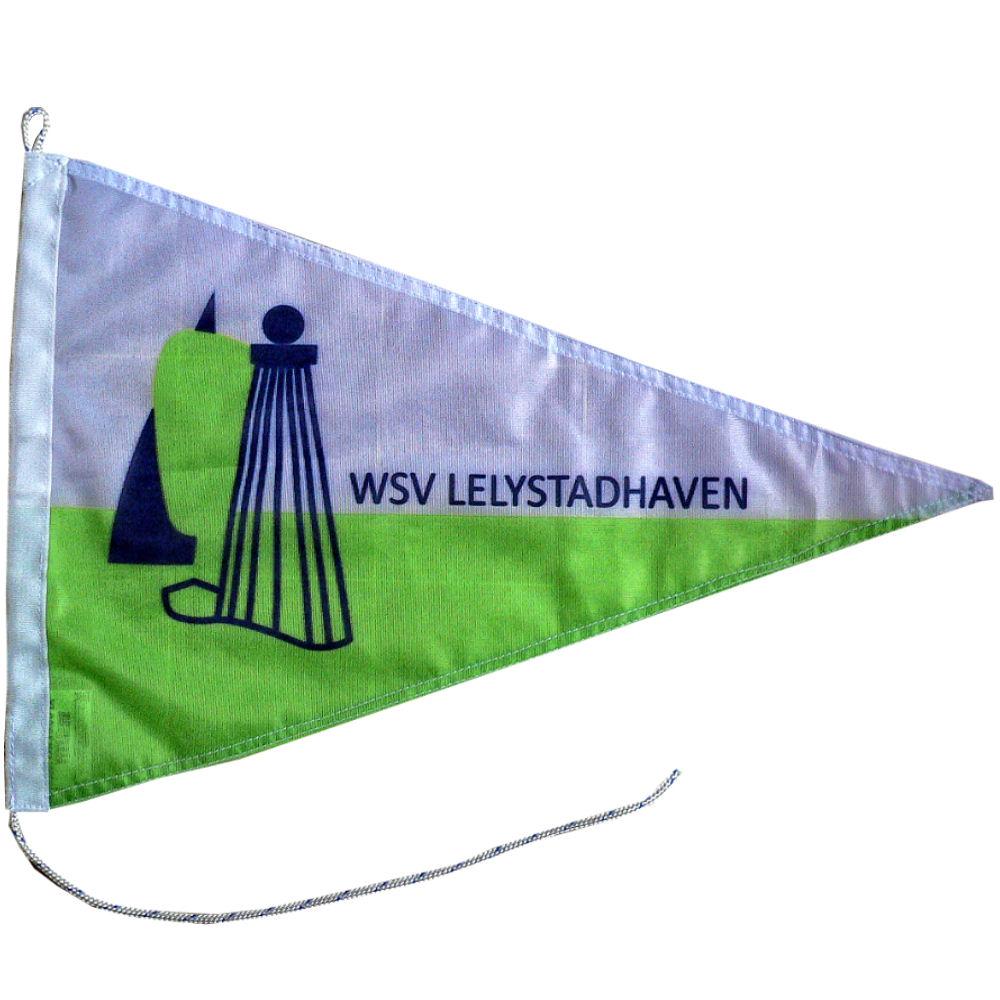 Wimpels voor de watersportvereniging bestellen bij Vlaggenclub