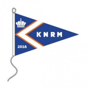 KNRM wimpel 35x50cm editie 2018