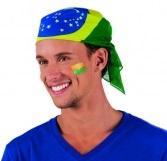 Bandana hoofddoek Brazil