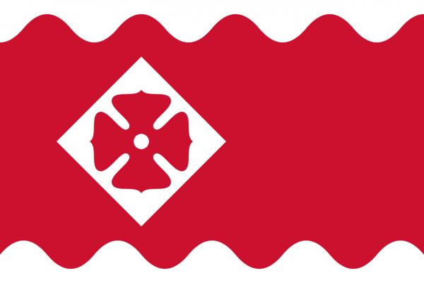 Grote vlag Oudewater