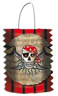Red Pirate lampion