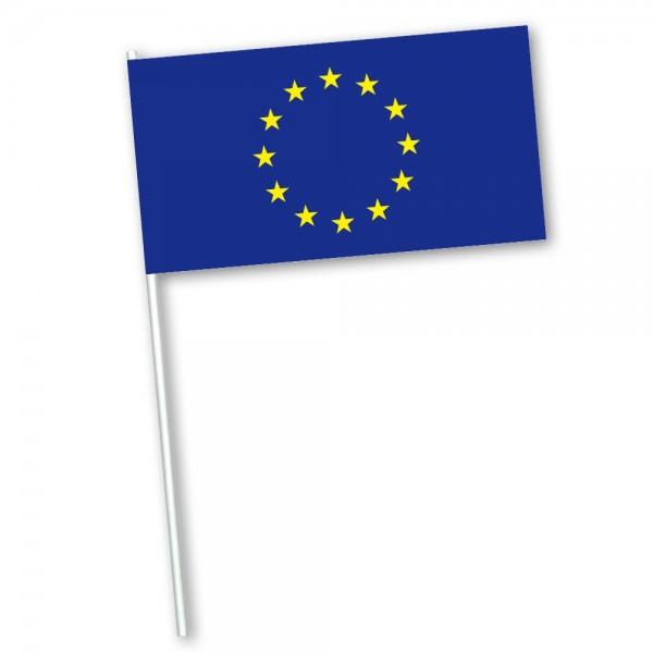 zwaaivlag Europese Unie  30x45cm