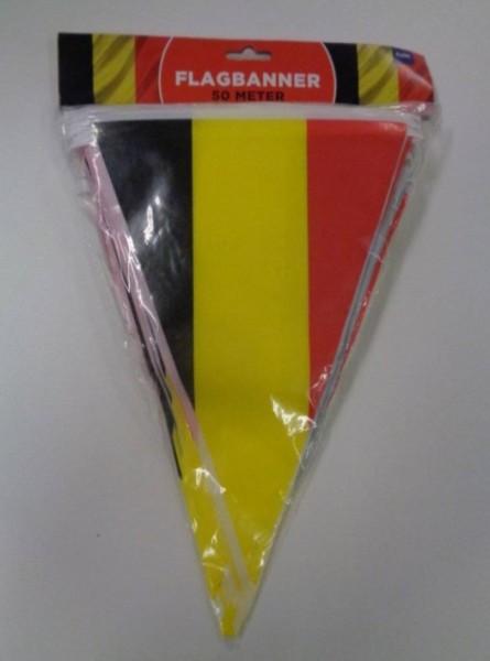 Vlaggenlijn België xxl 50m