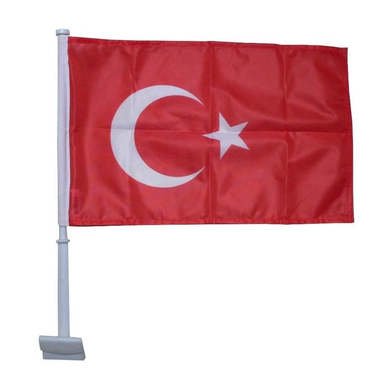 Autovlag Turkije Turkse autovlaggen Luxe