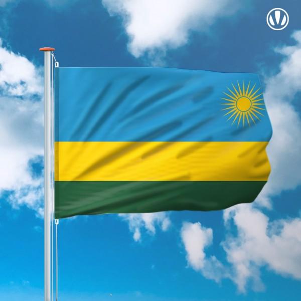 Mastvlag Rwanda