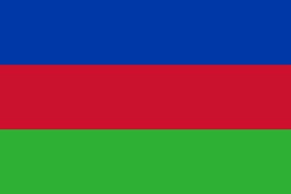 Grote vlag Hellevoetsluis