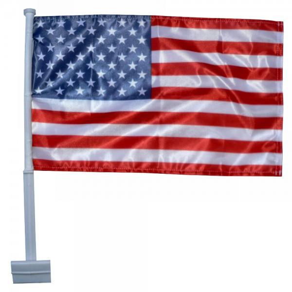 Autovlag Amerika Amerikaanse vlag