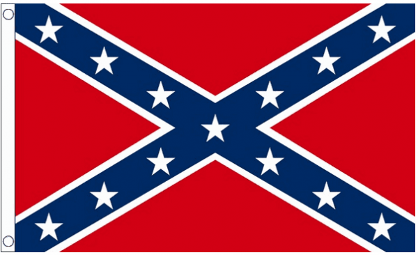Confederate vlag 150x240cm amerika Best Value